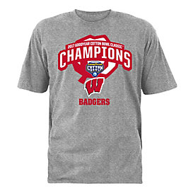 2017 Goodyear Cotton Bowl Wisconsin Mens Titleholder Short Sleeve Tee